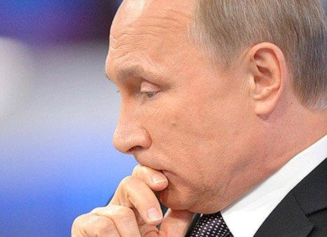Президент России Путин продлил нерабочие дни до конца апреля из-за коронавируса