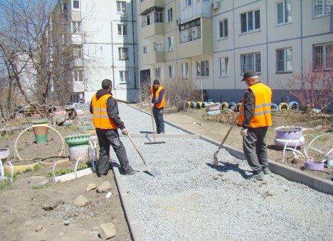 Владивосток становится лучше