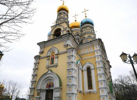 Онлайн-трансляция пасхального богослужения пройдет в официальных соцсетях Правительства Приморья