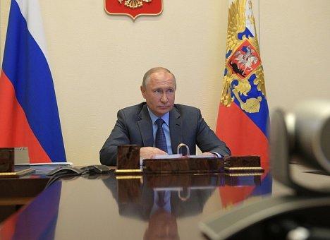 Владимир Путин: Олег Николаевич, молодец!