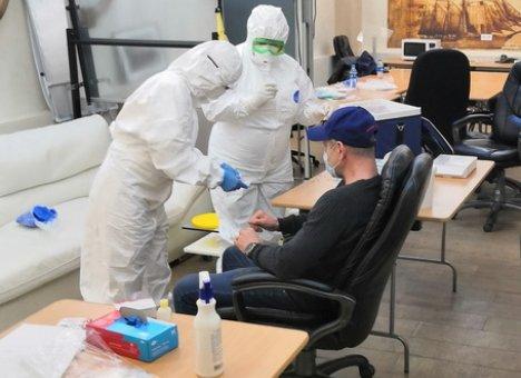 Русская Рыбопромышленная Компания провела первый этап тестирования сотрудников на COVID-19