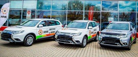 Розыгрыш автомобилей от ННК состоится 9 мая