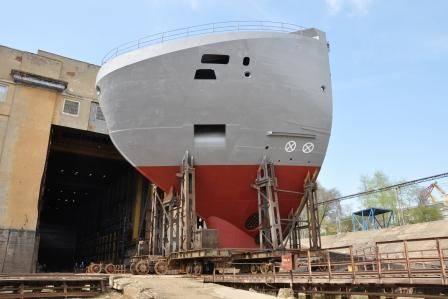 Коронавирус может аукнуться амурским корабелам задержкой с достройкой сахалинского парома