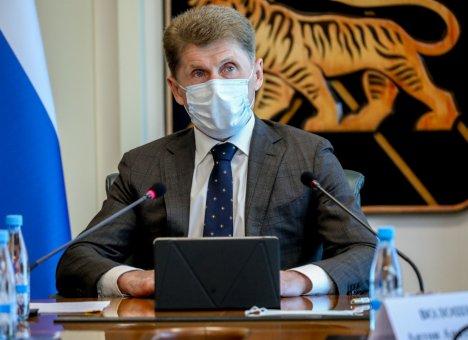Приморский край готовится к поэтапной отмене ограничений