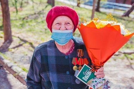 Русская Рыбопромышленная Компания поздравила с Днем Победы своих ветеранов