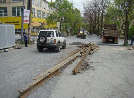 Дух трамвая окончательно покидает старейшую улицу Владивостока