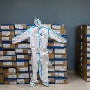 Приморье получит дополнительно почти 6,5 тысяч защитных костюмов для медиков