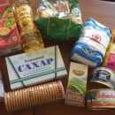 Более 3000 продуктовых наборов подарили предприниматели города и края жителям Уссурийска