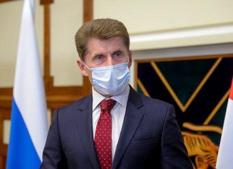 Первый этап: В Приморье объявили о смягчении режима ограничений