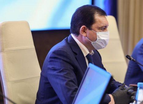 Борис Ступницкий избран председателем Общественной палаты Приморского края
