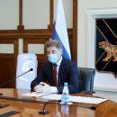 Восемь очагов заражения коронавирусом зарегистрировали в медучреждениях Приморья