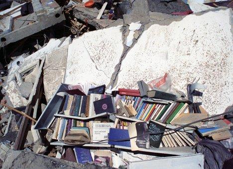 25 лет со дня землетрясения в Нефтегорске