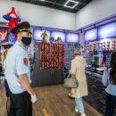 Во Владивостоке началась проверка магазинов, которые намерены возобновить работу