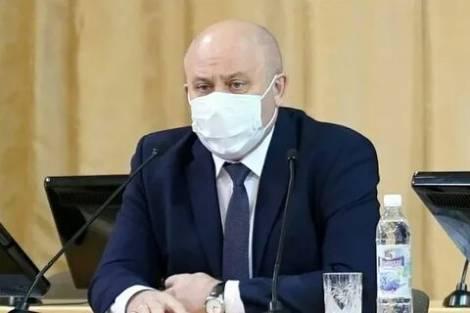 Глава администрации Хабаровска на две недели ушел на режим самоизоляции