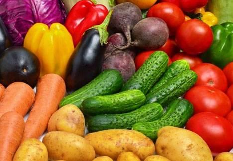 Китай заваливает Приморский край овощами и фруктами