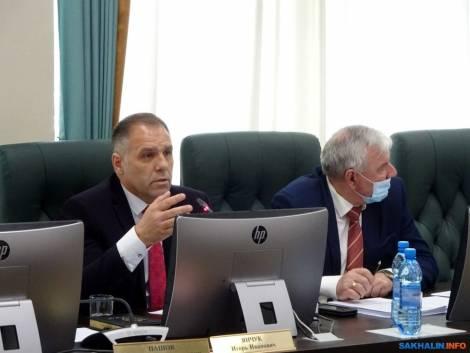 Сахалинский депутат признался, что он дурак - СМИ