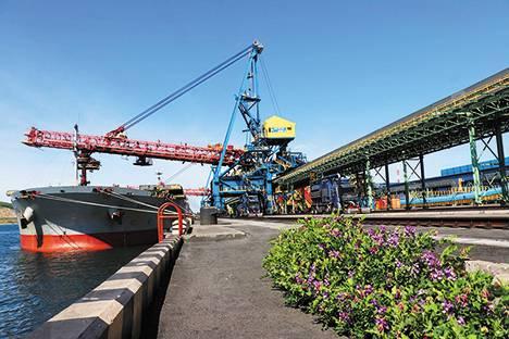 Порты: экологическая повестка дня