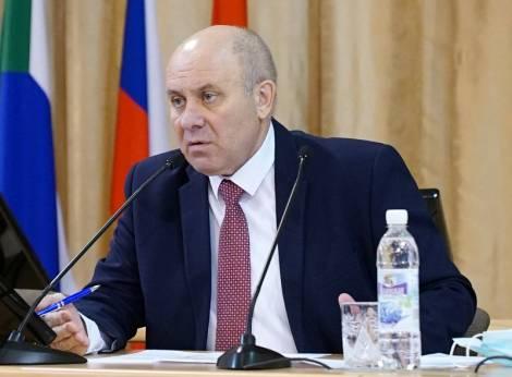 Мэра Хабаровска вылечили от коронавирусной инфекции