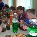Slavda group организовала сладкий стол для воспитанников детского дома