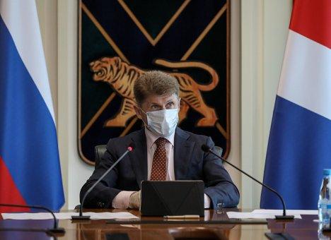 Коронавирус расширяет географию заболевших в Приморье