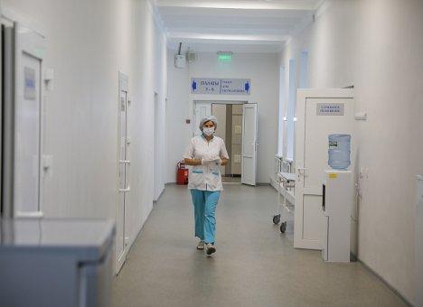 За прошедшие сутки в Приморье коронавирус диагностирован у 91 человека