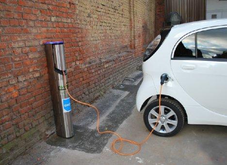 Приморье готовится к наплыву электромобилей