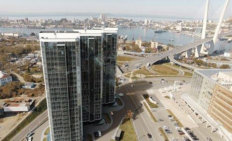 Новую визитную карточку Владивостока украсят немецкими фасадами