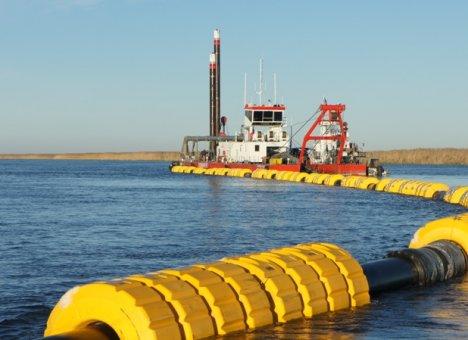 Дноуглубительными работами в новом порту в Приморье займутся китайцы