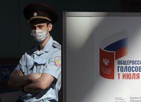 В Находке избирателей пытались с помощью подкупа заставить голосовать против поправок в Конституцию РФ