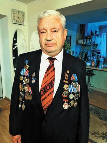 Михаил Робканов, почетный президент ВМТП: Во всем мире запах порта одинаковый