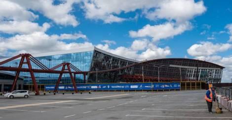 Для строительства аэровокзального комплекса аэропорта Южно-Сахалинска ищут инвестора