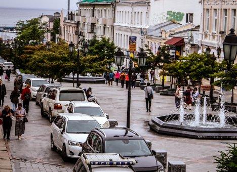 Владивосток вновь разрабатывает транспортную концепцию