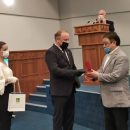 Награда за заслуги перед Владивостоком