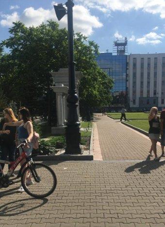 Несанкционированная акция протеста в Хабаровске сошла на нет