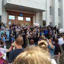 Игра со смертью: акция протеста в Хабаровске грозит всплеском заболевших COVID-19