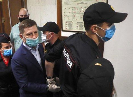 Зачинщики бунта: в СМИ прозвучали имена организаторов незаконной акции в Хабаровске