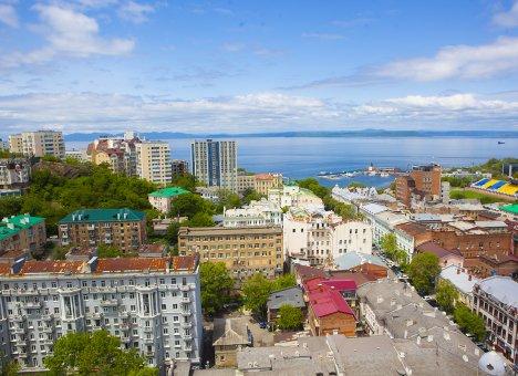 Цена среднего квадрата на вторичном рынке Владивостока достигла 126 514 рублей