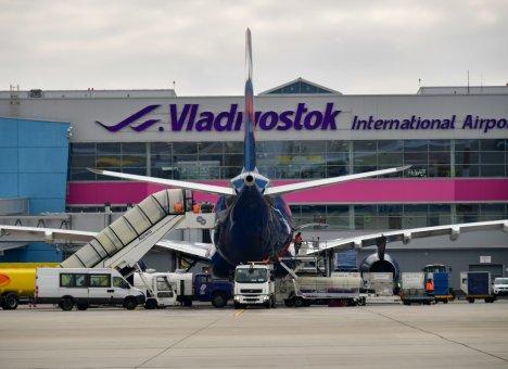Аэропорт Владивостока продолжает терять пассажиров