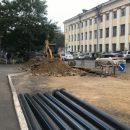Водопроводные сети ремонтируют в Приморье