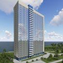 Во Владивостоке строится 29-этажный дом дороже миллиарда рублей