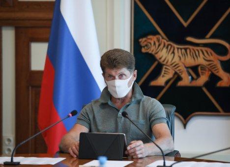 В Приморье за сутки выявлено 90 новых случаев заражения коронавирусной инфекцией