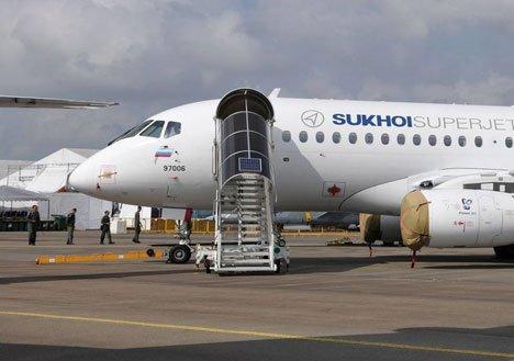 Дальневосточная авиакомпания прогревает моторы