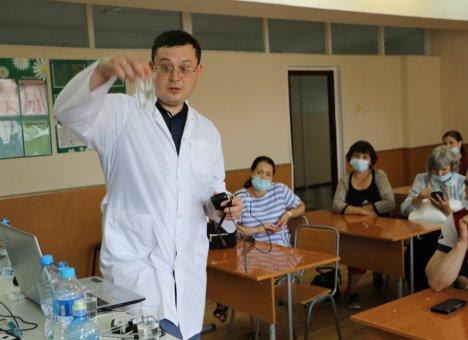 Школьники Находки будут изучать естественные науки на суперсовременном оборудовании