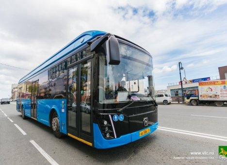 В октябре электробусы выйдут на маршрут N90 во Владивостоке