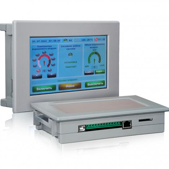 Качественные сенсорные панельные контроллеры для различного оборудования