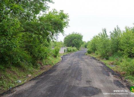 Во Владивостоке на участке дороги Нефтеветка – Кунгасный изменится схема движения