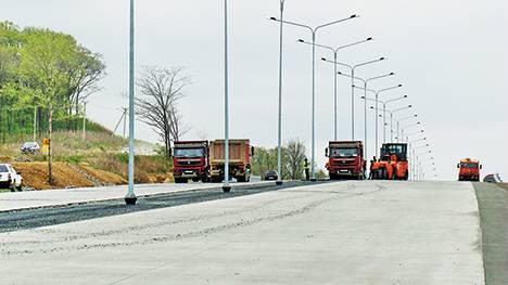 Владивосток-Находка: на середине пути