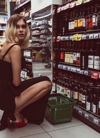 В России ожидается дефицит импортного алкоголя