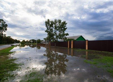 Режим ЧС введен еще в трех муниципалитетах Приморья