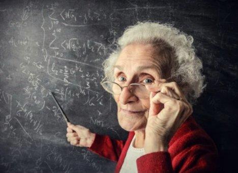 Подавляющее большинство учителей собирается работать на пенсии